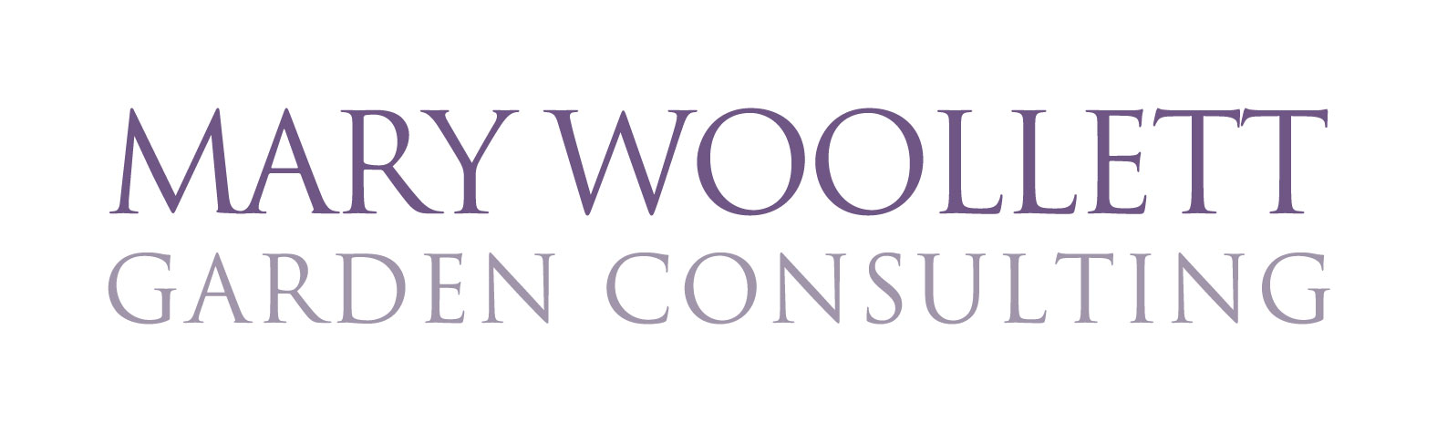 Mary Woollett Garden Consulting Logo